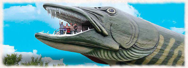 Freshwater Fishing Hall of Fame and Museum