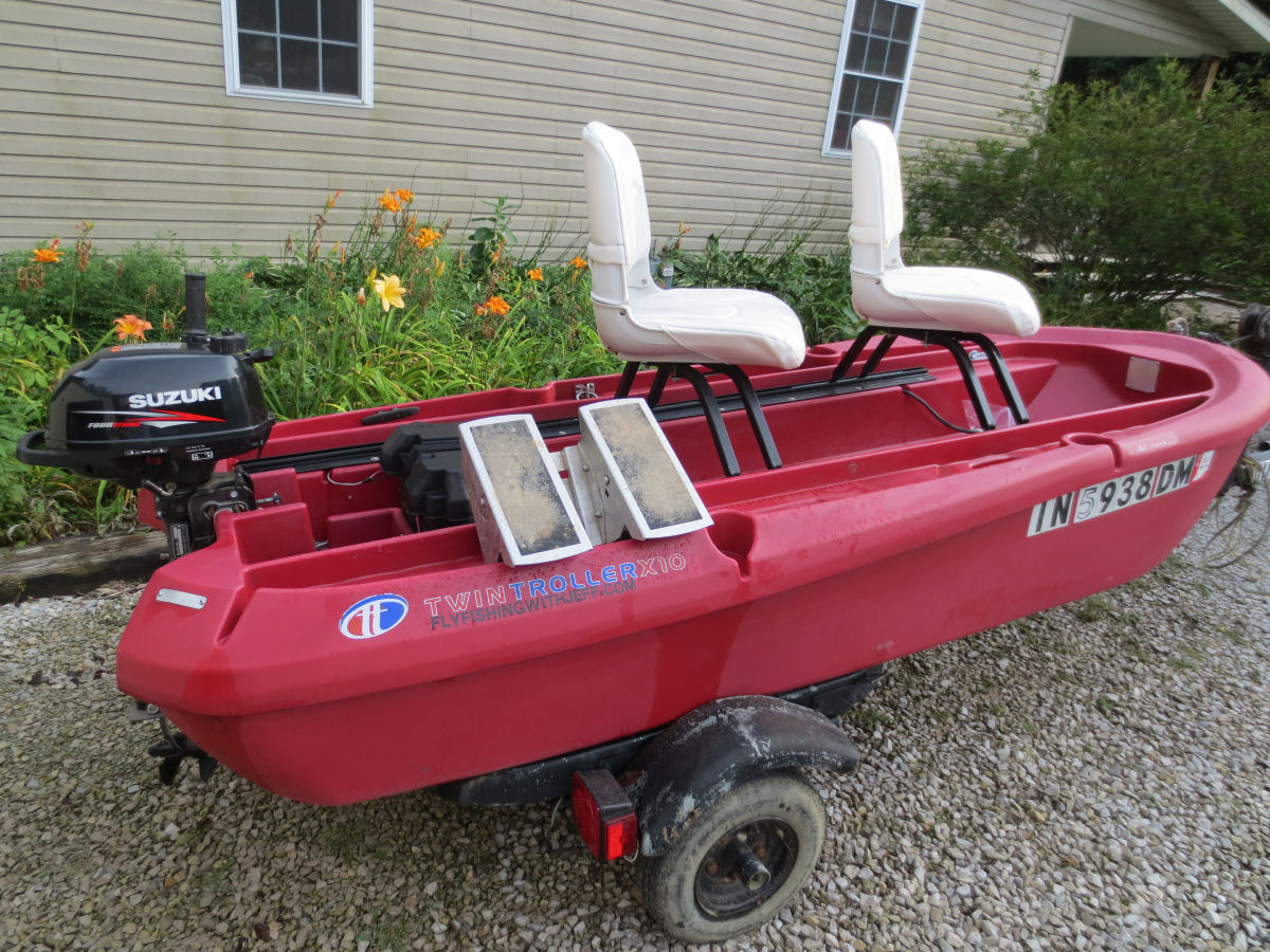 Used Twin Troller For Sale 2