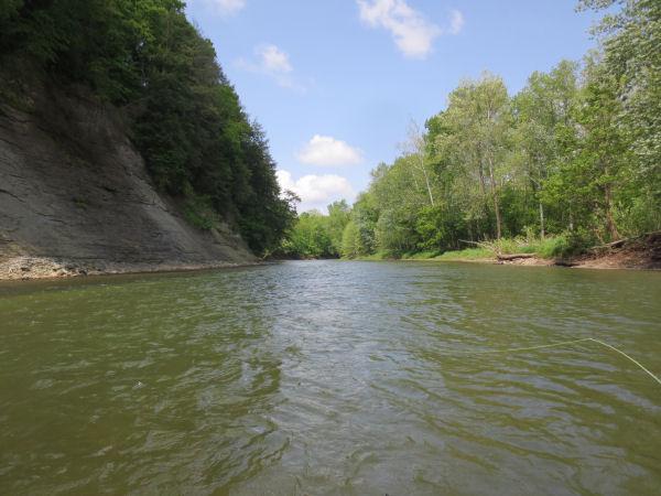 Sugar Creek - Shades State Park