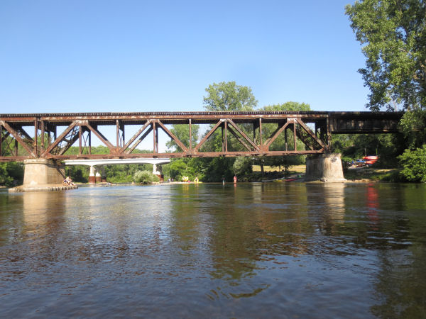 Fly Fishing The Muskegon River