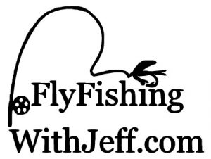 Fly Fishing With Jeff Logo Decal