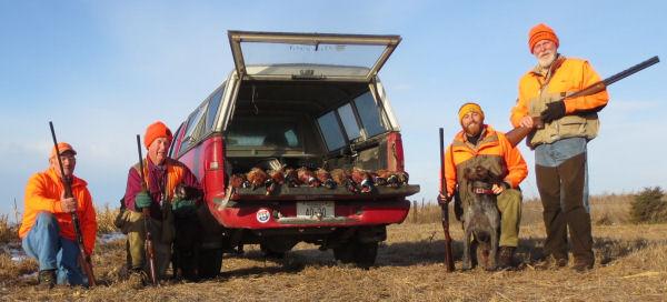 Nebraska Pheasant Hunt