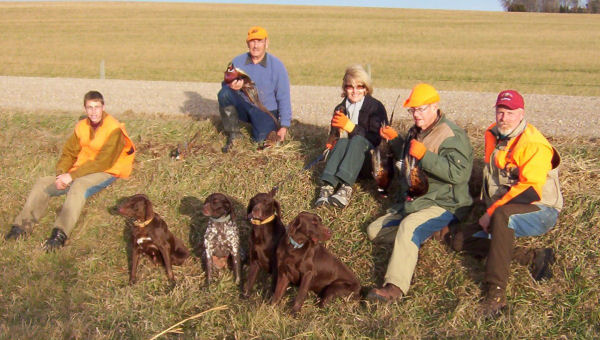 Nebraska Pheasant Hunters 2005